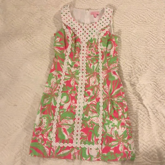 f92a3728632525 Lilly Pulitzer Dresses   Shift Dress   Poshmark